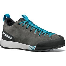 Scarpa Gecko Shoes Men, shark/azure